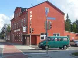 Hotel Grüner Kranz, Rendsburg