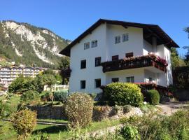 Villa Ginestra, Molveno