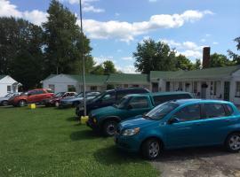 Kenwood Motel, Kenton