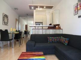 New Buda Apartment