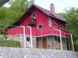 Holiday Home Vineyard Hlebec, Hom