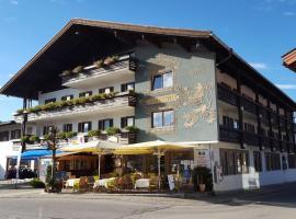 Hotel Löwen, 라이트임윙클