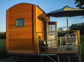 Mill House Farm Glamping, Great Hanwood