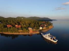 Baikal Seasons Hotel, Nikola
