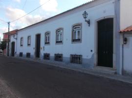 Casa Hortenses, Chamusca