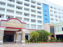 Grand Park Hotel, Nakhon Si Thammarat