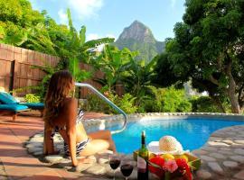 Stonefield Estate Resort, Soufrière