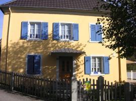 Les Volets Bleus Alsace Vosges, Urbès