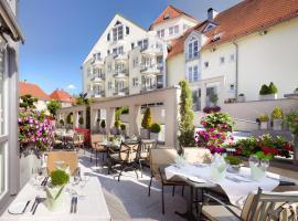 Hotel Traube am See, Friedrichshafen