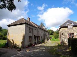 East Hook Holiday Cottages, Okehampton