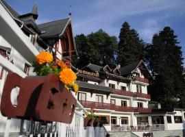 Hotel Les Chalets, Brides-les-Bains