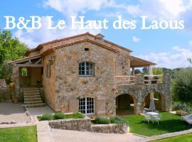 Le Haut des Laous, Roquefort-les-Pins
