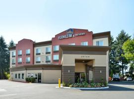 Best Western Wilsonville Inn & Suites, Wilsonville