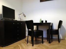 Downtown Báthory Studio Apartment