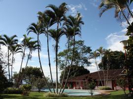 Finca Hotel El Rosario, Quimbaya