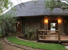 Black Rhino Game Lodge, Matlhagame