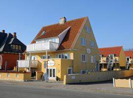 Hotel Strandvejen Apartments 1, Skagen