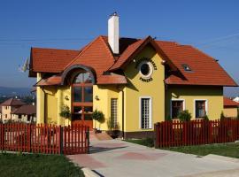 Pihenőkereszt Panzió, Sopron