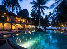 Sand Sea Resort, Railay Beach