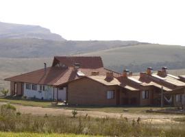 Pousada Mirante Serra Verde, Carrancas
