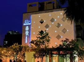 Grand Crystal Hotel, Sindžu