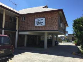 The Mullum Motel, Mullumbimby
