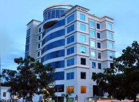 Hotel Turquoise, Chandīgarh
