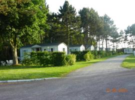 Flower Camping Le Rompval, Mers-les-Bains