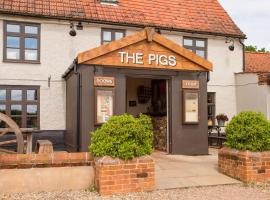 The Pigs, Holt