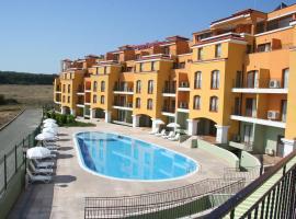 Serena Residence Aparthotel - All Inclusive, Sozopol