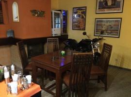 Restaurace-Penzion U Pilota, Кнежевес
