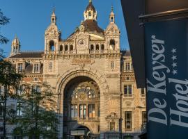 De Keyser Hotel, Anvers