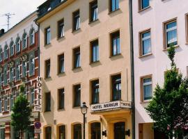 Hotel Merkur Garni, Zwickau