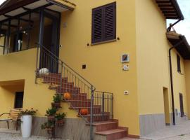 Casa Vittoria, Пьяно-делле-Пьеве