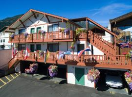 Obertal Inn, Leavenworth