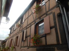 Gîte les Cigogneaux, Turckheim