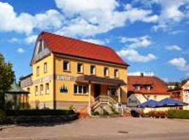 Hotel Gasthof Krone, Sulzbach am Kocher