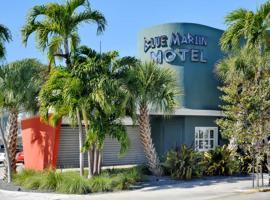 Blue Marlin Motel, Key West