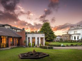 Hilton Puckrup Hall Hotel, Golf Club & Spa, Tewkesbury