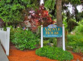 Argyle House Bed and Breakfast, Friday Harbor