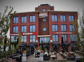 Hotel Rauw aan de Kade