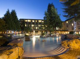Harrison Hot Springs Resort & Spa, Harrison Hot Springs