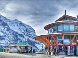 Mountain-Lodge / Restaurant Bahnhof / Kleine Scheidegg
