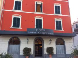 Hotel Firenze e Continentale, Специя