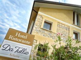 Hotel Ristorante Da Tullio, Tarzo