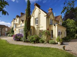 Esseborne Manor, Hurstbourne Tarrant
