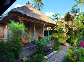 De Umah Bali Eco Tradi Home, Bangli