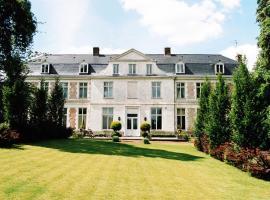 Chateau de Courcelette, Hem