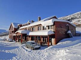 Vossestrand Hotel and Apartments, Myrkdalen
