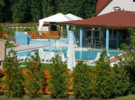 Thermal Park Hotel Egerszalók, Egerszalók